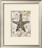 Pearlized Starfish Poster by  Regina-Andrew Design