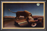 Sleeping Gypsy, 1897 Posters by Henri Rousseau