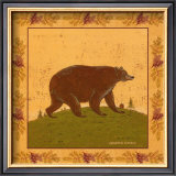 Folk Bear Posters by Warren Kimble