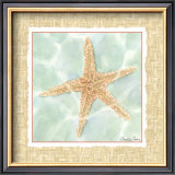 Ocean Starfish Posters by Chariklia Zarris
