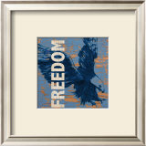 Freedom Reigns Posters by Sam Appleman