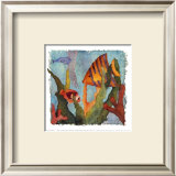 Tropical Fish I Poster by Linn Done