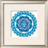 Water Spiral Prints by Jozef Smit