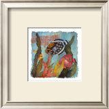 Tropical Fish I V Prints by Linn Done