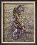 Leopard Art by Daniel Smith