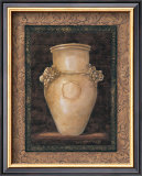 Ancient Pottery II Print by Linda Wacaster