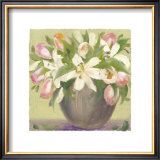 Tulips and Lilies Art by Patricia Roberts
