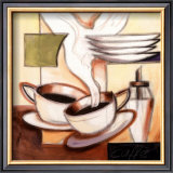 Caffe Art by Alfred Gockel
