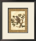 Monkey in a Tree II Prints by Dianne Krumel