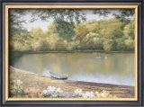 Golden Pond Prints by Diane Romanello