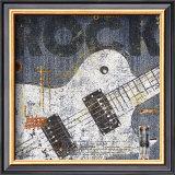 Rock Concert II Print