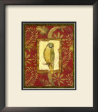 Exotica Parrot Print by Charlene Audrey