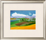 Summer in Provence I Prints by L. Vallet
