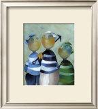 The Olfts I Poster by Gisela Funke