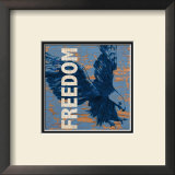Freedom Reigns Prints by Sam Appleman