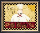 Grill It! Art by Dan Dipaolo