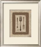 Forks Prints by Jo Moulton