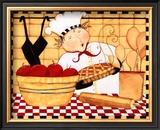 Apple Pie Prints by Dan Dipaolo