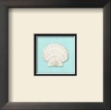 Blue Sea III Prints by Charlene Audrey