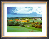 Summer in Provence II Posters by L. Vallet