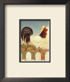 Country Crowers I Posters by Robert LaDuke