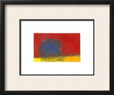 Volcanic Sand 2 Framed Giclee Print by Walter Fusi