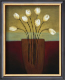 Tulips Aplenty I Art by Eve Shpritser