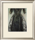 Black Balenciaga Dress Prints by Richard Nott