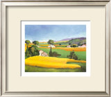 Summer in Provence IV Prints by L. Vallet