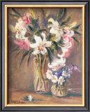 Enchantment Lilies II Posters by Allayn Stevens