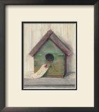 Birdhouse Posters by Carol Rowan