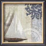 Sailing Adventure I Prints by Tandi Venter