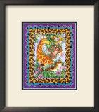 Wild Jungle I Prints by Marnie Bishop Elmer