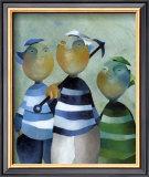 The Olfts I Posters by Gisela Funke