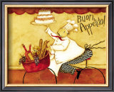 Buon Appetito Prints by Dan Dipaolo