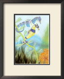 Seahorse Serenade III Prints by Charles Swinford