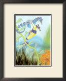 Seahorse Serenade III Prints by Charles Swinford