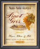 Pinot Gris Prints by Pamela Gladding