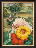 Hawaiian Blessings Poster