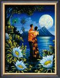Island Honeymoon Prints by Warren Rapozo