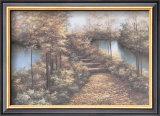 Autumn Leaves Prints by Diane Romanello