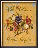 Pinot Grigio Posters by Pamela Gladding