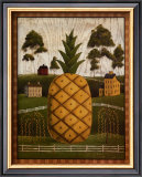 Pineapple Art by Chris Palmer