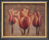 Triple Tulip III Poster by Rumi 