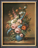 Altmeisterlicher Blumenstrauss Prints by Corrado Pila