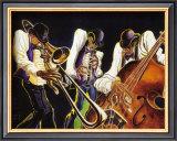 Jamming Print by Steven Johnson