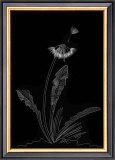 Dandelion Garden II Posters by Alicia Ludwig