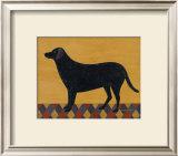 Good Dog IV Prints by Warren Kimble