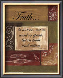 Truth Prints by Debbie DeWitt