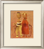 The Olfts III Print by Gisela Funke